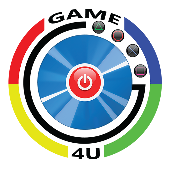 Site Logo - Game 4 u