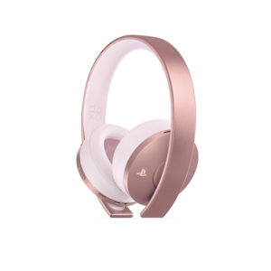 Playstation 4 Rose Gold Wireless Stereo Headset (PS4)