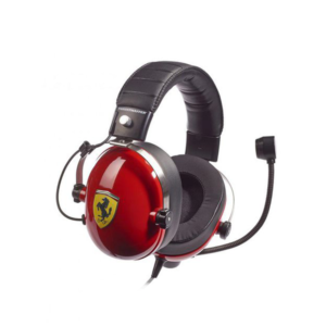 Thrustmaster T.Racing Scuderia Ferrari Edition – Gaming Headset