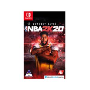 NBA 2K20 (NS)