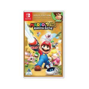 Mario + Rabbids Kingdom Battle Gold (NS)