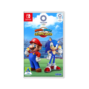 Mario and Sonic at the Olympic Games Tokyo 2020 (NS)