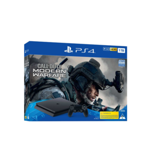 PlayStation 4 Slim 1TB + Call of Duty Modern Warfare