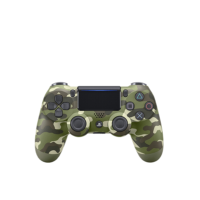PS4 DualShock 4 – Green Camouflage