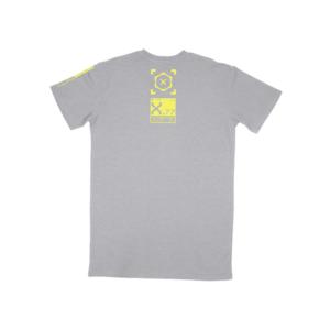 Cyberpunk 2077 Logo Mens T-Shirt  – Grey