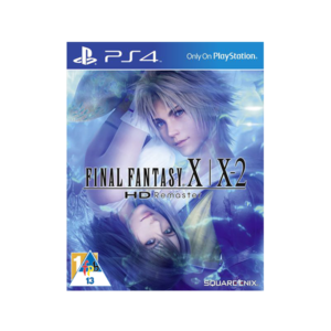 Final Fantasy X and X-2 HD Remaster (PS4)