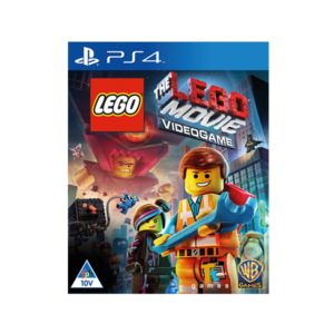 LEGO The Movie Video Game 2 (PS4)