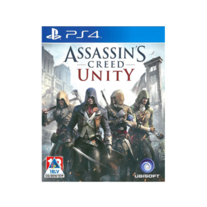 Assassins Creed Unity (PS4)