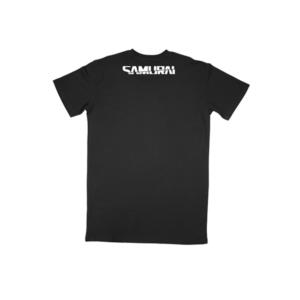 Cyberpunk 2077 Samurai Logo Mens T-Shirt – Black