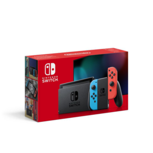 Nintendo Switch Console (Neon Red / Neon Blue) 2019