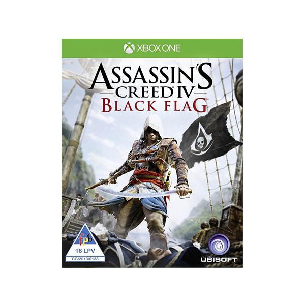 Assassins Creed Iv Black Flag Xbox One Game 4u