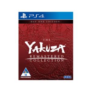The Yakuza Remastered Edition (PS4)