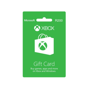 Xbox Live Gift Card – R200