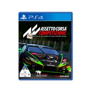 Asseto Corsa Competizione (PS4)