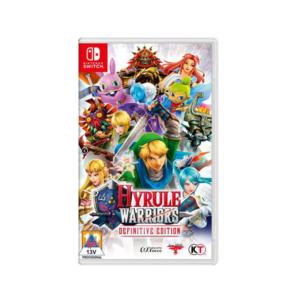 Hyrule Warriors Definitive Edition (NS)
