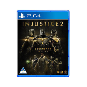 Injustice 2: Legendary Edition (PS4)