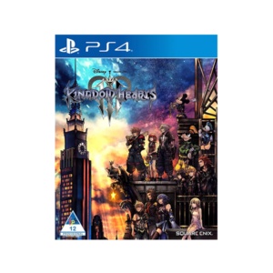 Kingdom Hearts 3 (PS4)