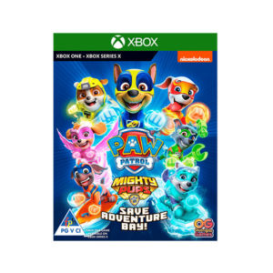 Paw Patrol 2 – Mighty Pups Save Adventure Bay (XBSX)