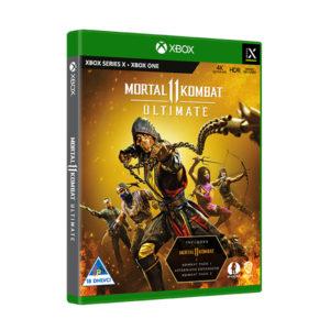 Mortal Kombat 11 Ultimate (XB1/XBS)