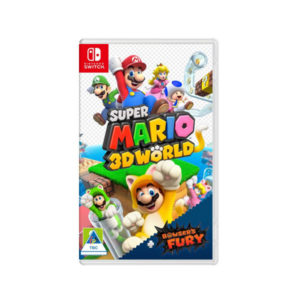 Super Mario 3D Worlds + Bowsers Fury (NS)