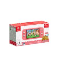 Nintendo Switch Lite Animal Crossing: New Horizons (Coral)