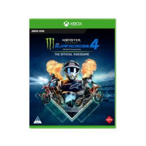 Monster Energy Supercross – The Official Videogame 4 (XB1)