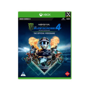 Monster Energy Supercross – The Official Videogame 4 (XBS)