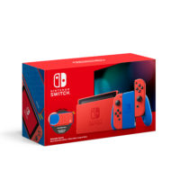 Nintendo Switch – Mario Red and Blue Edition
