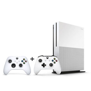 Xbox One S 1TB + Extra Controller