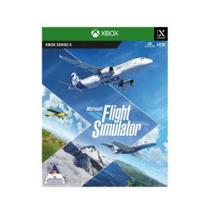 Microsoft Flight Simulator Series X Edition (XBSX)