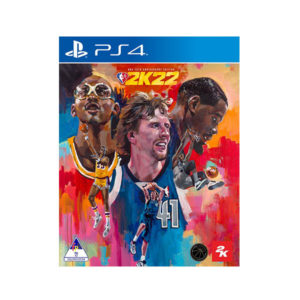 NBA 2K22 75th Anniversary Edition (PS4)