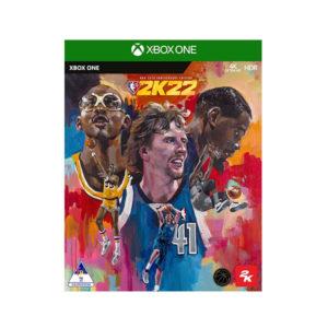 NBA 2K22 75th Anniversary Edition (XB1)