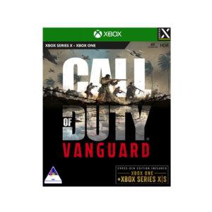 Call Of Duty Vanguard (XBSX)
